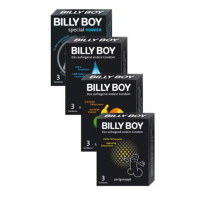 Billy Boy Kondome im Probierset  - 12 ...