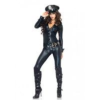 Sexy Damenkostüm Officer Payne vo...