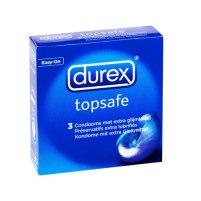 3 Kondome analgeeignet und sehr elastisc...