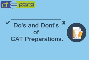 Do's & Don'ts of CAT Preparation