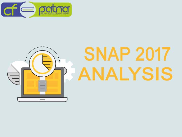 SNAP 2017 Analysis