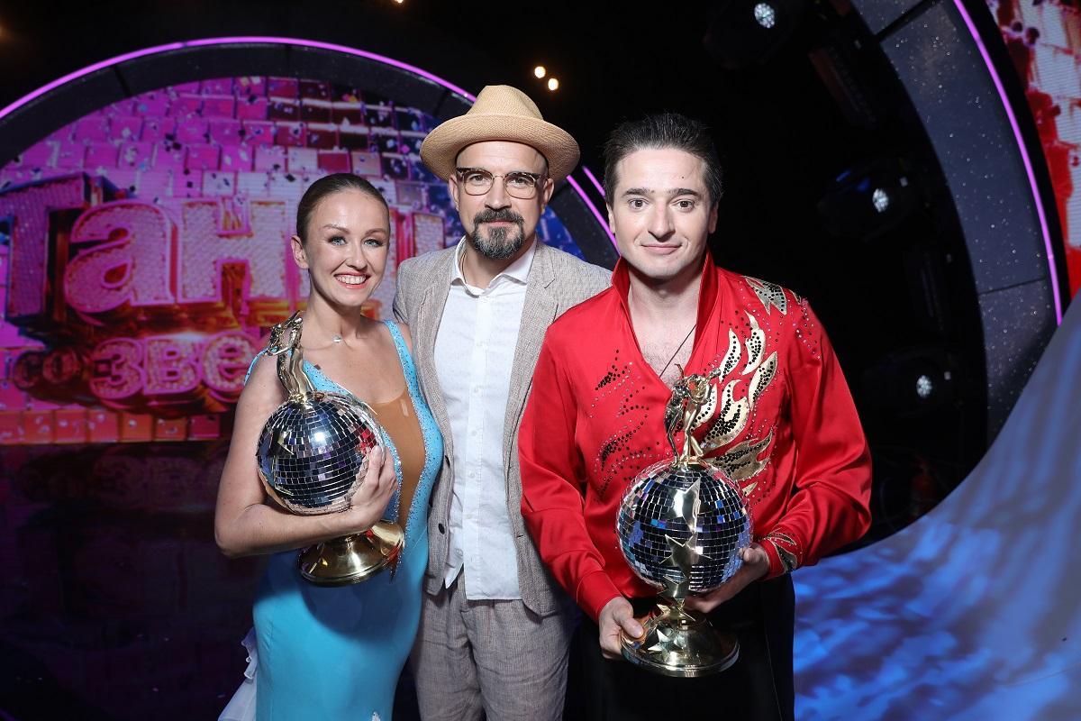 Иван Стебунов стал победителем «Танцев со звездами» на телеканале «Россия»