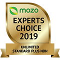 Mozo Experts Choice 2019 Winner - Standard Plus 2 NBN 120