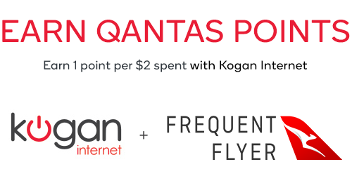 Earn Qantas Points