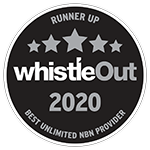 Whistleout Awards - Best Unlimited NBN Provider