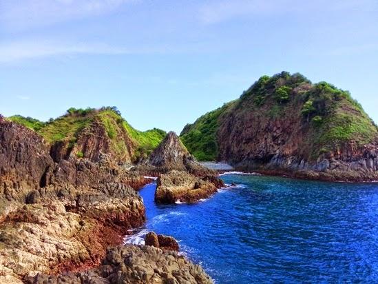 Pantai Semeti Surga Alam Indah Lombok Tengah