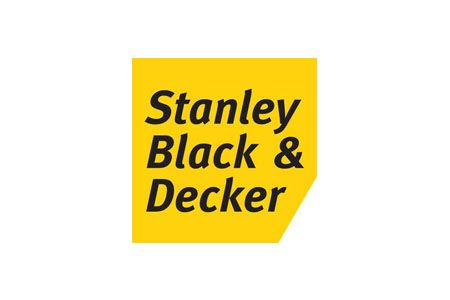 Stanley Black Decker.