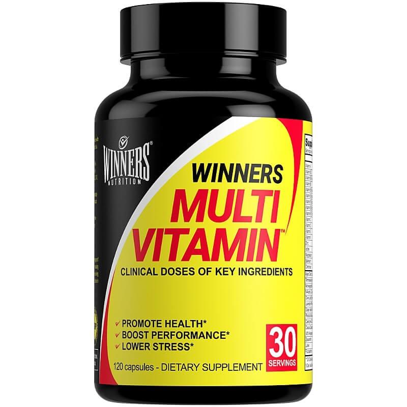 Winners Nutrition Multivitamin