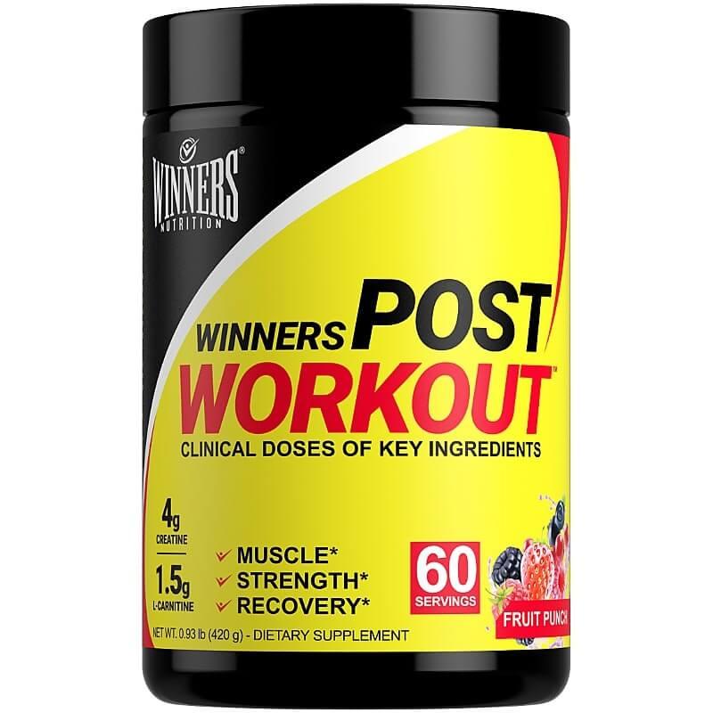 Winners Nutrition Post Workout Powder