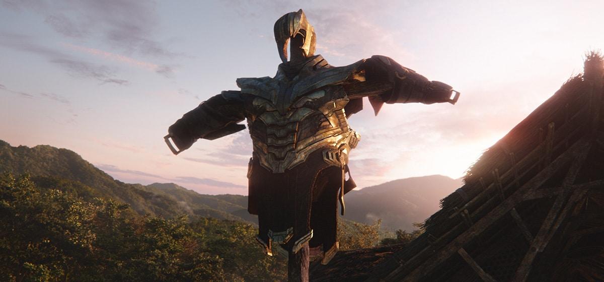 Thanos Scarecrow