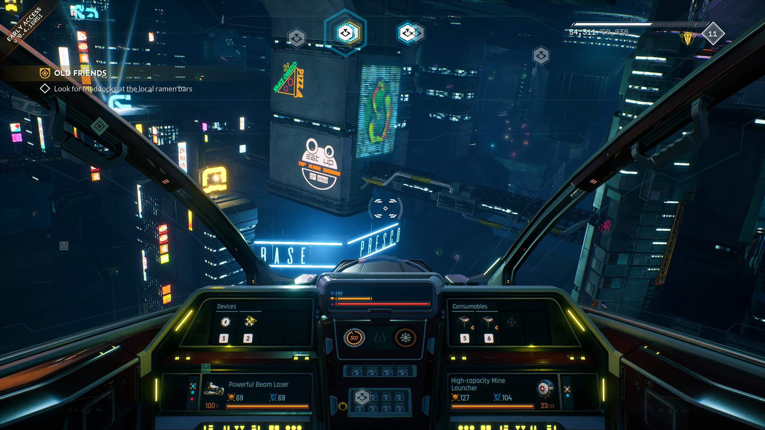 EVERSPACE 2 Cockpit