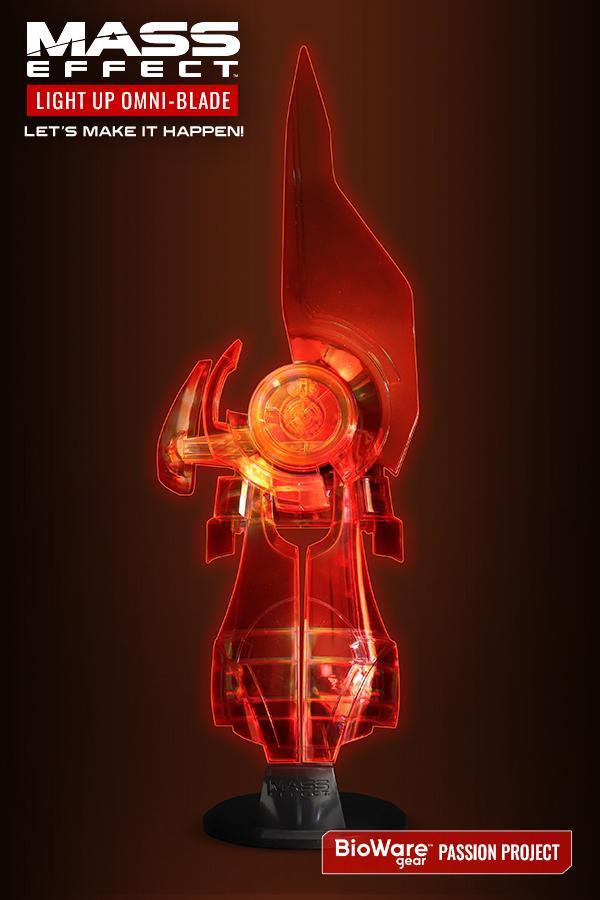 Mass Effect Omni-Blade Store Image