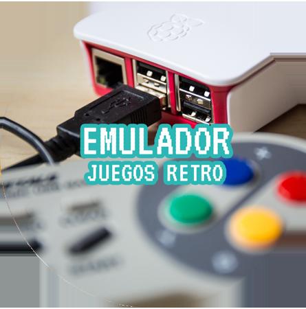 Emulador juegos retro