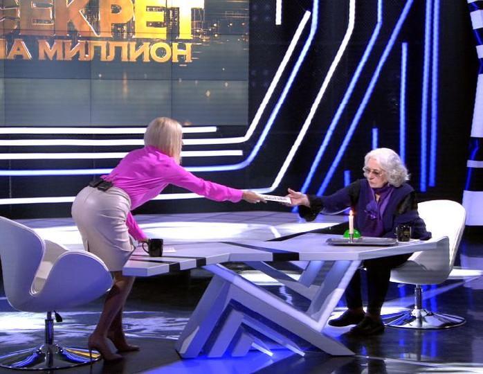 Лера Кудрявцева: «Лидия Федосеева-Шукшина озвучила последнюю волю»
