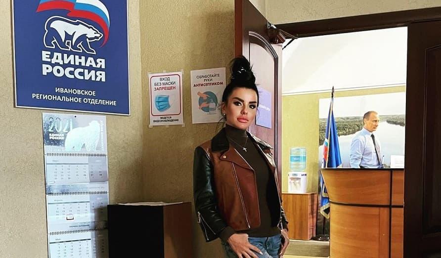 Милонов оценил намерение Юлии Волковой стать депутатом