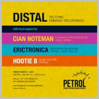 Petrol Distal flyer