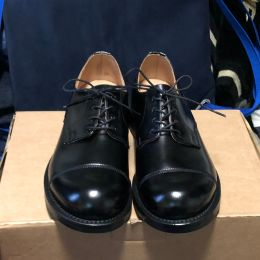 RAMSEY 442 MILITARY CAP TOE OXFORD