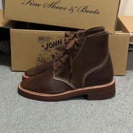 JOHN LOFGREN M-43 SERVICE SHOES