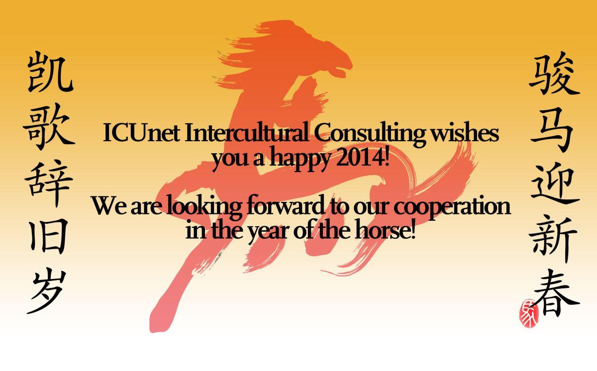 ICUnet.AG | Chinese New Year: China begrüßt das Jahr des Pferdes