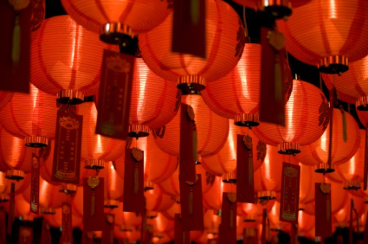 ICUnet.AG | Rot-goldenes Frühlingsfest: Chinesen begrüßen das Jahr ...