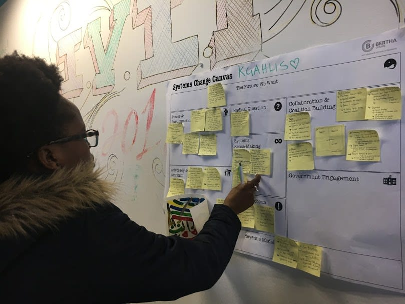 Systems Change and Social Impact course