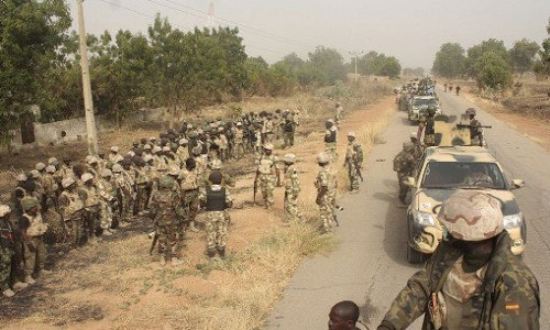 Boko Haram: Many terrorists killed as troops take fight to Northern Borno