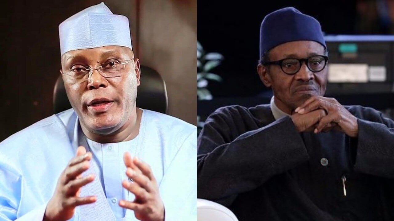 Atiku reveals how Buhari's son-in-law, Abdullahi is allegedly looting for APC, dares EFCC, ICPC