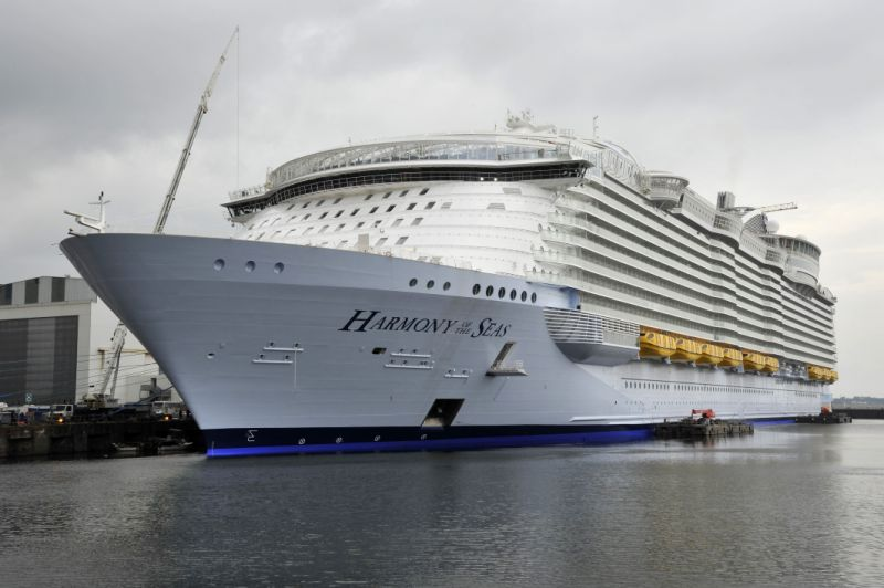 Teen Dies After Falling From Balcony Of Cruise Ship While Trying To Enter His Cabin
