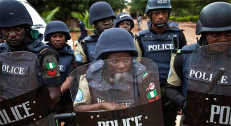 Police accuse woman, 3 children of killing ex-husband