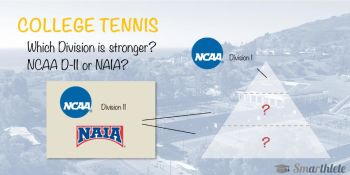 Which College Tennis Division Is Better: NCAA D-II or NAIA?