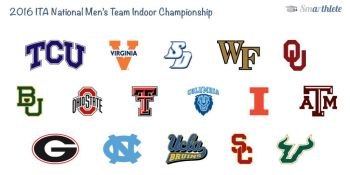 ITA National Team Indoor 2016 - Elite Men's College Tennis