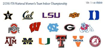 ITA National Team Indoor 2016 - Elite Women's College Tennis
