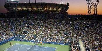 The US Open - A Home Game for College Players