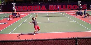 College Tennis Videos