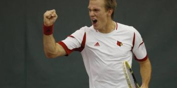 ITA #5 Sebastian Stiefelmeyer: 5 Things I Love About College Tennis
