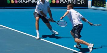 22 College Players in the Australian Open '15 Doubles Competition