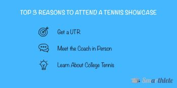 Top 3 Reasons to Attend a Tennis Showcase