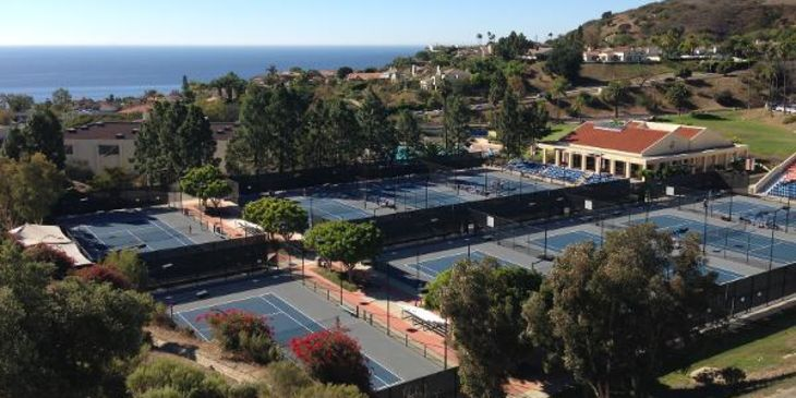 College Tennis Fall Invitationals in September