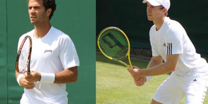 Another College Player First Time Wimbledon Champ...
