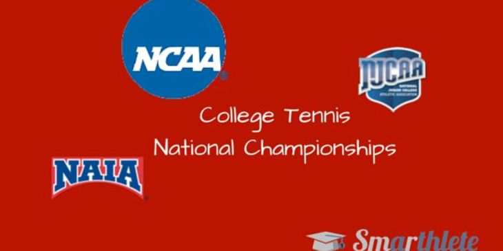 National Team, Singles & Doubles Championships 2015 in College Tennis