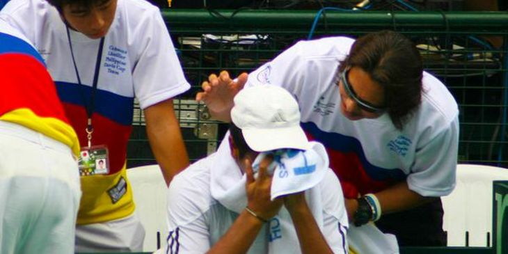 College Tennis Players - Now Davis Cup Heroes