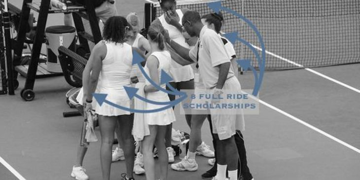How Many Scholarships Tennis College Coaches Can Offer to Their Players