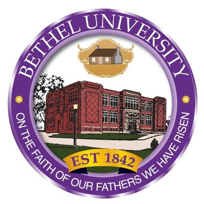 Bethel University (TN) - Logo