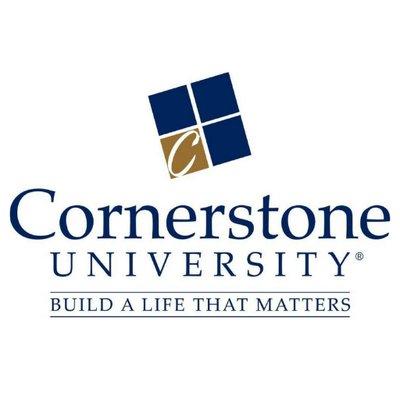 Cornerstone University - Logo
