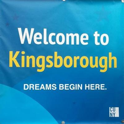 CUNY Kingsborough Community College - Logo