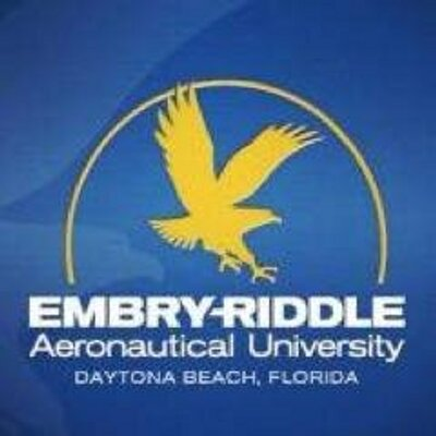 Embry-Riddle Aeronautical University-Daytona Beach - Logo