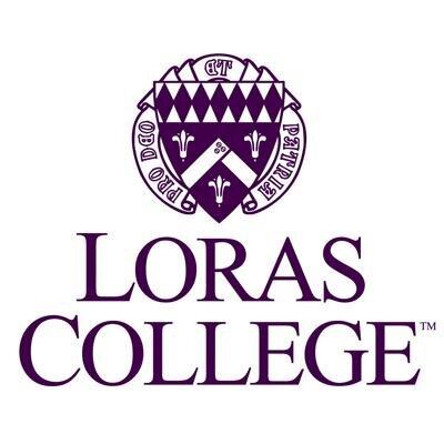Loras College - Logo