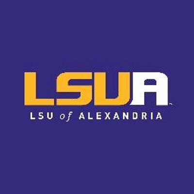Louisiana State University-Alexandria - Logo