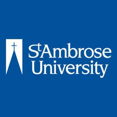 Saint Ambrose University - Logo