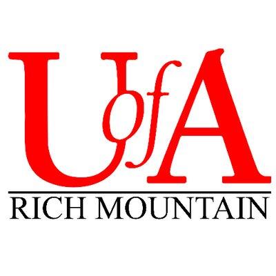 University of Arkansas Community College Rich Mountain - Logo